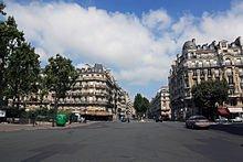 Ballade a Montparnasse boulevard-raspail