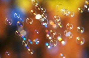 bulles savons